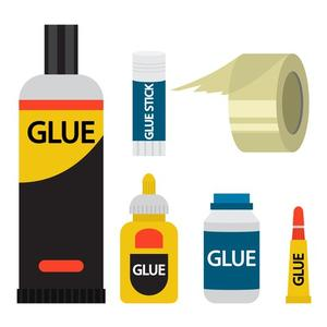 Product image: Glue Sticks, Tapes & Pens