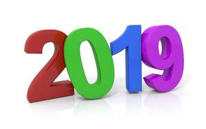 """Product image: 2019 - """"It's Your Year"""""""