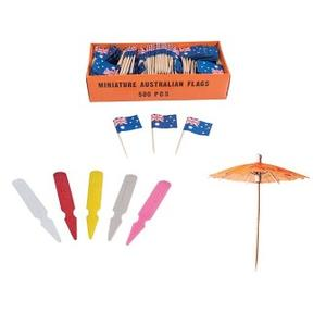 Product image: Display Garnishes & Skewers