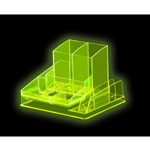 Product image: Italplast Neon Coloured Desk Accessories