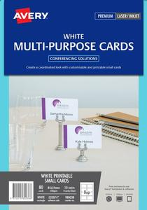 Product image: Avery Multipurpose Cards