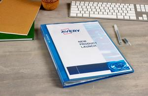 Product image: Avery Display Books