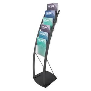 Product image: Deflect-O Floor & Literature Stands