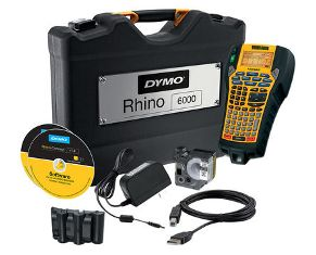 Product image: Dymo Rhino Machines & Labels
