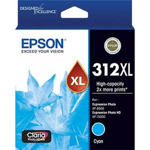 Product image: Epson 312 Ink Series