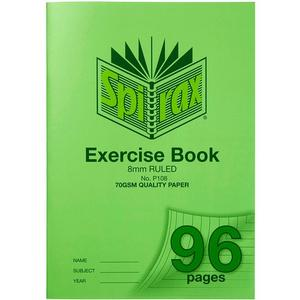 Product image: Spirax Exercise Book Ruled
