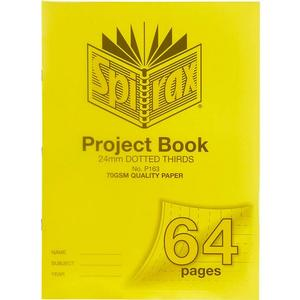 Product image: Spirax Project Book