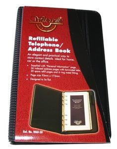 Product image: Waterville Telephone Address Books & Refills