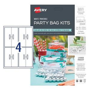Product image: Avery Party Solutions