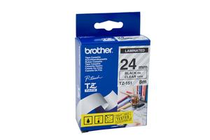 Product image: Brother P-Touch TZ Laminated Tape