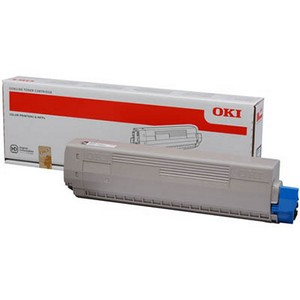 Product image: Oki C831N Printer Toner