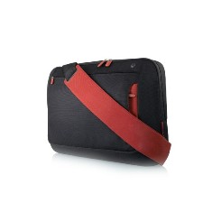 Rega 929 Professional Leather Notebook Bag, up to 17""