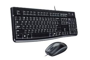 Product image: Wired Keyboard & Mouse Combo