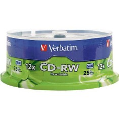 Product image: Verbatim CD's