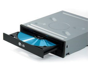 Product image: CD / DVD / Blu-ray Drives