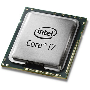 Product image: CPU's