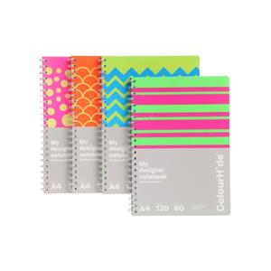 Product image: Colourhide Notebook Solutions