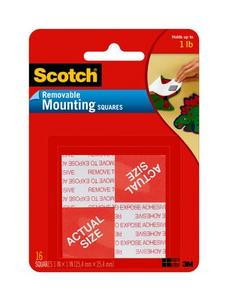 Product image: 3M Scotch Mounting Tape & Squares