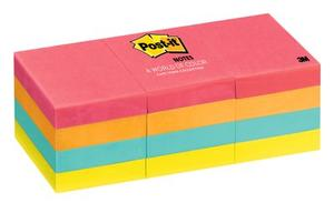 Product image: 3M 653 Series  36 X 48Mm Post-It Notes