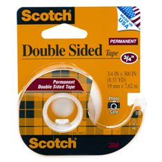 Product image: 3M Scotch Double Sided Tape