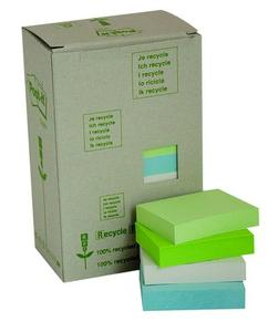 Product image: 3M 653 Series  36 X 48Mm Cabinet Pack Post-It Notes