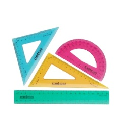 Product image: Celco Maths, Curve & Geometry Sets