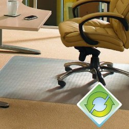 Product image: Floortex Ecotex Chairmat