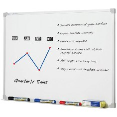 Product image: Quartet White Boards