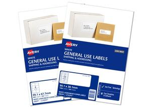 Product image: Avery General Use Labels