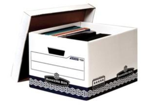 Product image: Fellowes Archive Banker Boxes