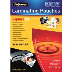 Product image: Fellowes Card Laminating Pouches