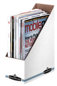 Product image: Fellowes Magazine File Bankers Box