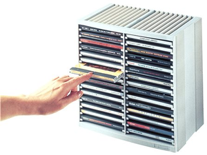 Product image: Fellowes CD / DVD Cases & Storage