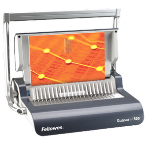 Product image: Fellowes Plastic Comb Binding Machines