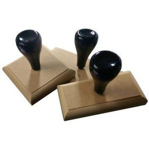 Product image: Wood Mounts Traditional Rubber Stamps