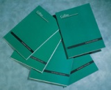 Product image: Collins A60 Softcover 60 Leaf Analysis Books