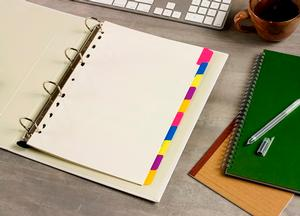 Product image: Avery Mylar Tab Dividers