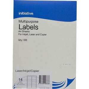 Product image: Initiative Premium Multipurpose Labels