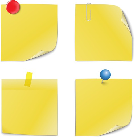 Product image: Marbig Adhesive Notes
