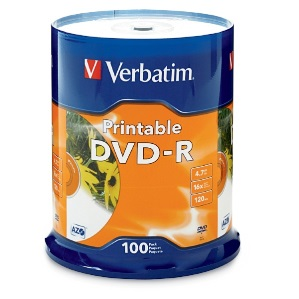 Product image: Verbatim Backup Media