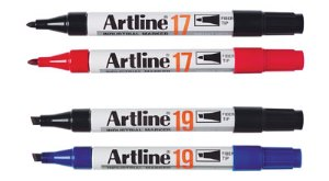 Product image: Artline Special Use Markers