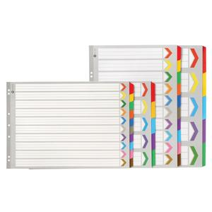 Product image: Marbig A3 Dividers