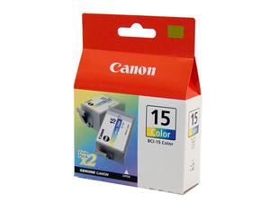 Product image: Canon BCI-15/16 Series Ink Cartridges
