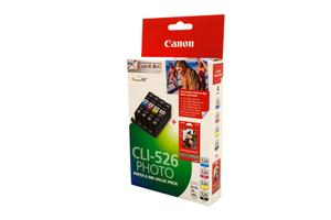 Product image: Canon CLI-526 Series Ink Cartridges