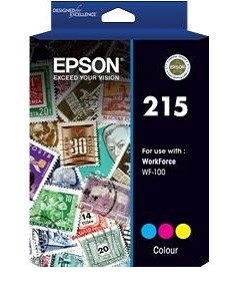 Product image: Epson 215 Series Ink Cartridges