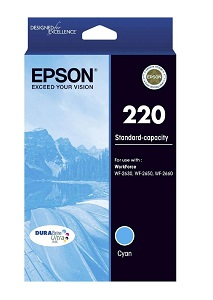 Product image: Epson 220 Series Ink Cartridges
