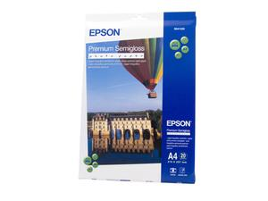 Product image: Epson Premium Semi Glossy Photo Paper