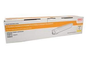 Product image: Oki C9600 / C9800 Printer Toner