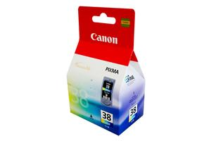 Product image: Canon PG37 / CL38 Fine Series Ink Cartridges