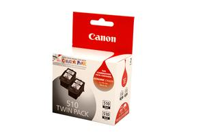 Product image: Canon PG510 / CL511 Series Ink Cartridges